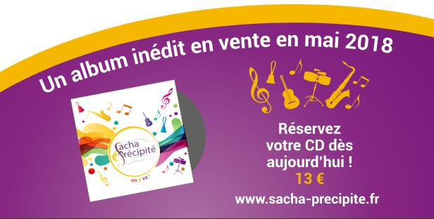Cliquez sur l'image pour réserver votre CD